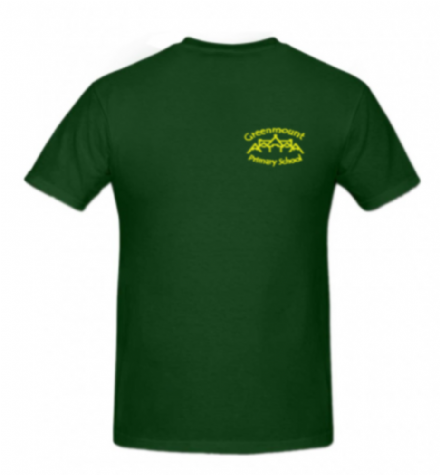 Greenmount P.E T-Shirt
